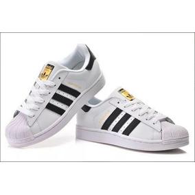 best sneakers 92d8b 532d5 Tenis adidas Superstar Concha Caballero Originales Hombre
