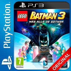 Lego Batman 3 Beyond Gotham Ps3 Digital Elegi Reputacion C2