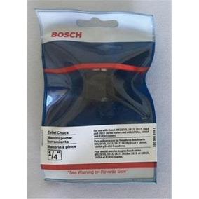 Bosch Collet Broca 1/4 Pulgadas Para Router