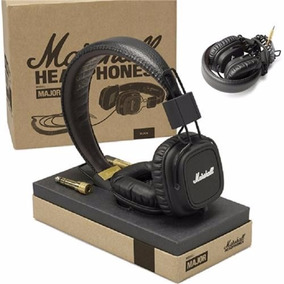 Headphone Major Black - Marshall Promoção!!