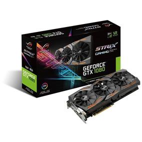 Tarjeta Video Geforce Gtx 1080 8gb Asus Strix