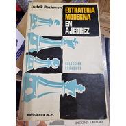 Libro Ajedrez - Estrategia Moderna En Ajedrez (pachman)