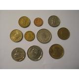 Lote De 10 Monedas Argentinas.- (j2).-