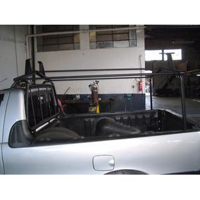 Suporte De Escadas P/ Fiat Strada Cabine Simples.