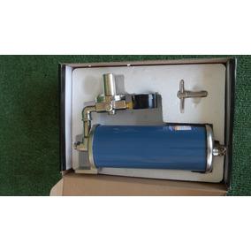Filtro Aire Industrial Con Regulador Y Separador De Agua