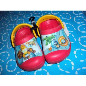 Crocs De Niños Y Niñas Originales