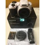 Camara Digital Fujifilm Finepix S8600 Blanca Nueva Garantia