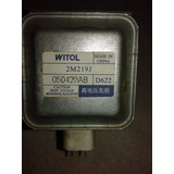 Magnetron Witol 2m 219 J ( D622) Usado Fvr