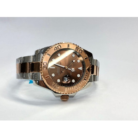 Reloj Rolex Yachtmaster 1 Chocolate 40 Mm Two Tone