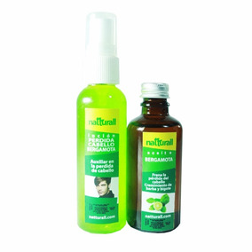 Tratamiento Lócion Y Aceite Calvicie, Alopecia Y Crecimiento