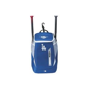 Mochila Batera Louisville Slugger Genuine Mlb Dodgers