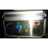 Valija Solar 20w Sin Baterías Con Inversor De 220v A 150 W