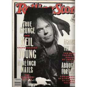 Rolling Stone: Neil Young / Jerry Garcia / Leonard Cohen