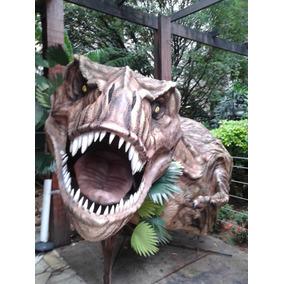 Locação E Venda Dinossauro T Rex Fazemos Todos Os Modelos.