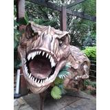 Locação E Venda Escultura Dinossauro T Rex Festa Infantil