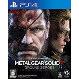 Metal Gear Solid V: Ground Zeroes Ps4 Digital Entrega Rapida