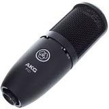 Microfono Condenser Akg Perception 120 Tecnomix Merlo
