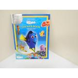 Libro De Calcomanias Buscando A Nemo. Envío Gratis!!!