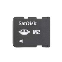 Memorias M2 Sandisk 1gb