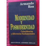 Modernidad Y Posmodernidad De Armando Roa