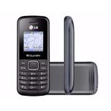 Celular Lg B220 Dual Chip Alarme Viva Voz Rádio Fm Lanterna
