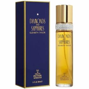 Diamonds And Sapphires 100 Ml De Elizabeth Taylor