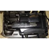 Videocamara Vhs Movie Panasonic Nv M3000pn