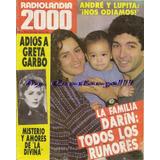 Revista Radiolandia 2000 - 19 De Abril De 1990 - Ricardo Dar