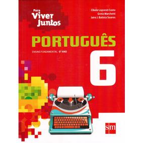 Livro Para Viver Juntos - Português 6º Ano - 3ª Edição 2014