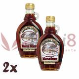 Xarope De Bordo Maple Syrup 100% Natural Canada 2x Hachi8