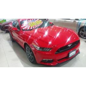 Ford Mustang 5.0l Gt V8 At Precio Incluye Bono