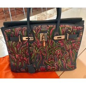 Hermès Birkin Inspired Customizada, Exclusiva,