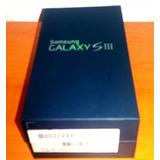 Caja De Celular Samsumg S3