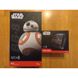 Star Wars Sphero Edición Con Force Band Bb8 Bb-8