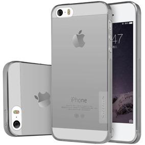 Apple Iphone 5 Se 5s - Nillkin Funda Nature Tpu Color Humo