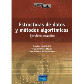 Libro Estructuras De Datos Y Metodos Algoritmicos - Nuevo