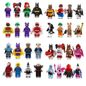 Minifigures Lego Batman Movie Batman O Filme Coringa Alerqui