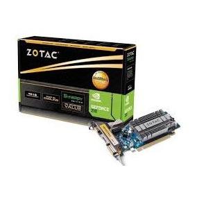 Tarjeta De Video Zotac Gt210 1gb Ddre3 Pci Expres 64bit