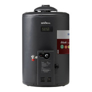 Termotanque Señorial  Black 2.0 Gas 50 Litros En Cuotas