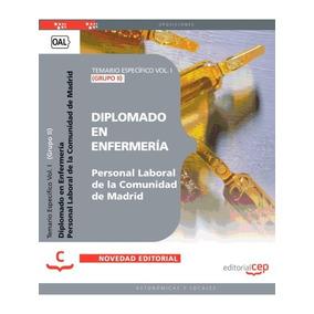 Diplomado En Enfermería (grupo Ii) Personal Laboral De La Co