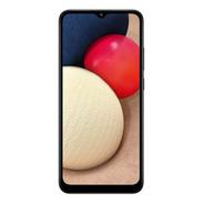Celular Samsung A02s Azul 64gb 4gb Ram Techcel Cuotas  Gtia