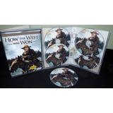 Dvd A Conquista Do Oeste ( Seriado Clássico ) - Raridade!