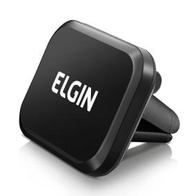 Suporte Veicular Magnético 46rsupmag000 Elgin Preto