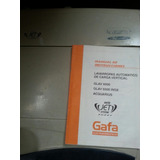 Lavarropas Gafa Acquarius Glav 6500 Inox