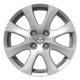 Llanta Mazda 2 + Pernos Y Emblema Central / Venta Ofertas