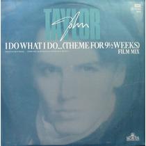 John Taylor 9 Semanas Y 1/2 Film Mix - Lp Disco Vinilo