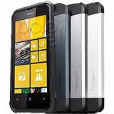 Funda Sgp Slim Armor Nokia Lumia 520 + Film Tricapa