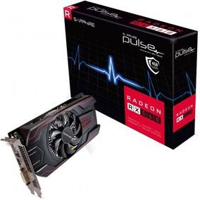 Placa De Vídeo Pulse Amd Radeon Rx560 4gb Gddr5 Frete Grátis