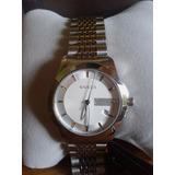 Reloj Gucci Ya126401 Caballero