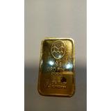 Lingote De Oro Fino 10grs Banco Ciudad Con Factura Compra